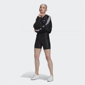 Комбинезон Originals adidas. Цвет: черный