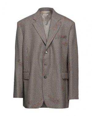 Пиджак MARNI. Цвет: хаки