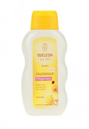 Молочко для тела Weleda с календулой 200 мл