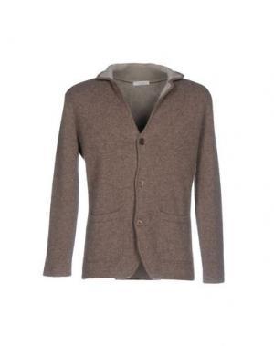 Пиджак FILIPPO DE LAURENTIIS. Цвет: серый
