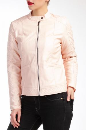 Куртка Ada Gatti. Цвет: розовый