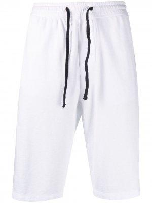 Спортивные шорты Supima James Perse. Цвет: белый