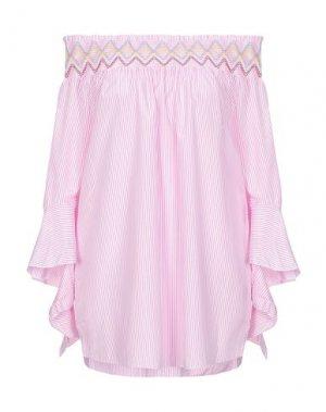 Блузка BRIGITTE BARDOT. Цвет: розовый