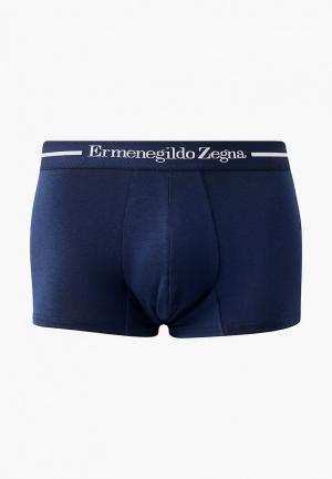 Трусы Ermenegildo Zegna. Цвет: синий