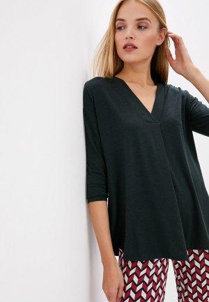 Пуловер Weekend Max Mara. Цвет: зеленый