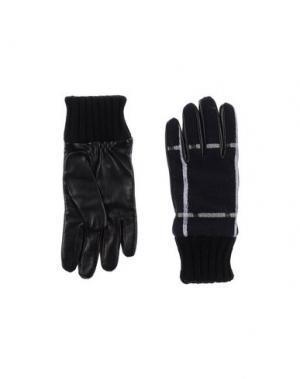 Перчатки MSGM. Цвет: темно-синий
