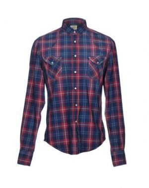 Pубашка COAST WEBER & AHAUS. Цвет: синий