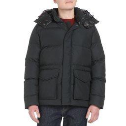 Куртка MW0MW11482 черный TOMMY HILFIGER