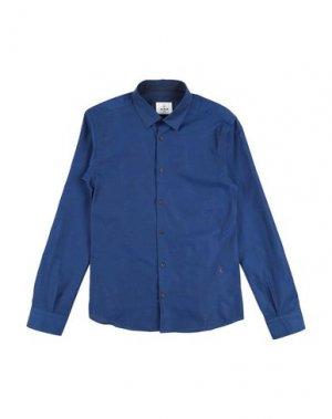 Pубашка AT.P.CO. Цвет: синий