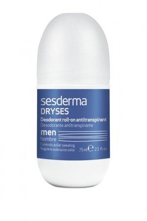 Дезодорант Dryses, 75мл Sesderma. Цвет: белый