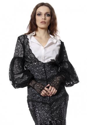 Блуза Seanna. Цвет: черный