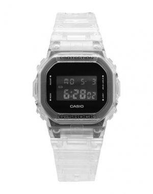 Наручные часы CASIO G-SHOCK. Цвет: прозрачный