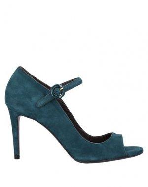 Туфли MAGLI by BRUNO. Цвет: темно-зеленый