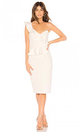 Платье camelia Bardot. Цвет: ivory
