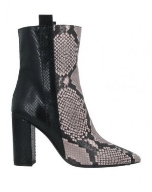 Полусапоги и высокие ботинки BRUNO PREMI. Цвет: светло-розовый