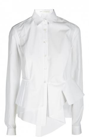 Блуза Aquilano Rimondi. Цвет: белый