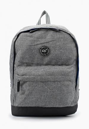 Рюкзак Regatta Print 20L Daypack. Цвет: серый