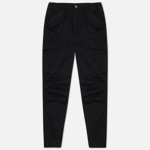Мужские брюки Airman Alpha Industries. Цвет: чёрный