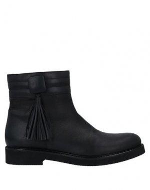 Полусапоги и высокие ботинки JARRETT. Цвет: черный