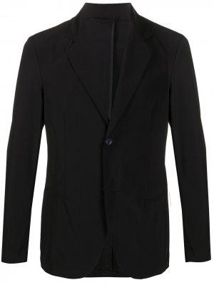 Пиджак на пуговицах Hydrogen. Цвет: черный
