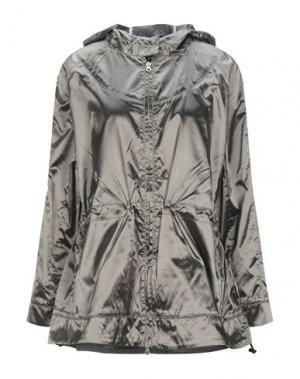 Легкое пальто DUVETICA. Цвет: хаки