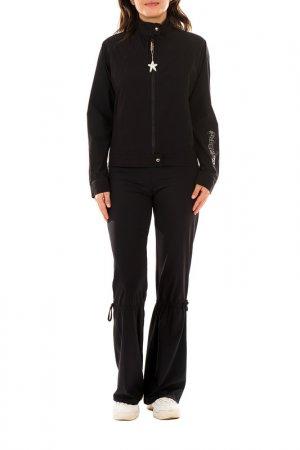 Куртка Dilemma. Цвет: черный