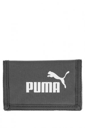 Кошелек Puma. Цвет: серый