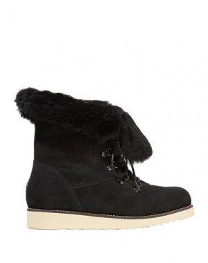 Полусапоги и высокие ботинки AUSTRALIA LUXE COLLECTIVE. Цвет: черный