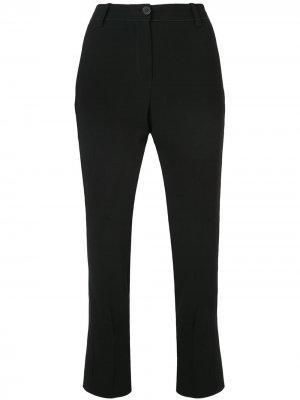Зауженные брюки Derek Lam 10 Crosby. Цвет: черный