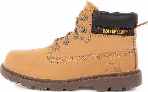 Ботинки детские Colorado Plus, размер 37.5 Caterpillar. Цвет: желтый