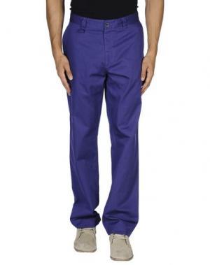 Повседневные брюки CARAMELO. Цвет: фиолетовый