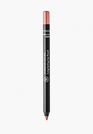 Карандаш для губ Rouge Bunny Long Lasting Lip Pencil 69 тон-америго. Цвет: розовый