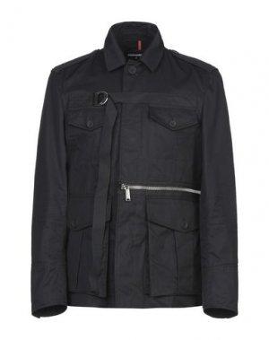 Куртка DSQUARED2. Цвет: черный