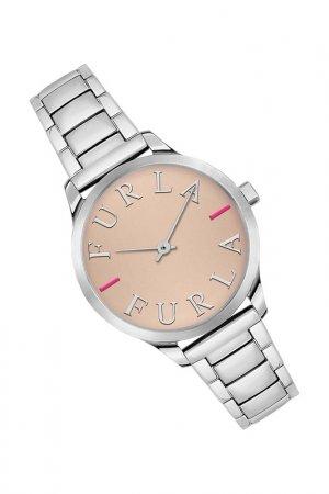 Наручные часы Furla. Цвет: бежевый