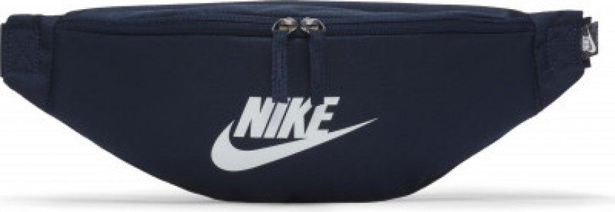 Сумка на пояс Heritage Nike. Цвет: синий