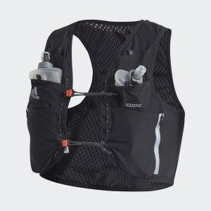 Жилет для бега Light Performance adidas. Цвет: красный