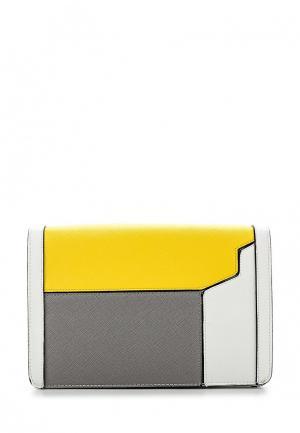 Клатч Dino Ricci. Цвет: разноцветный