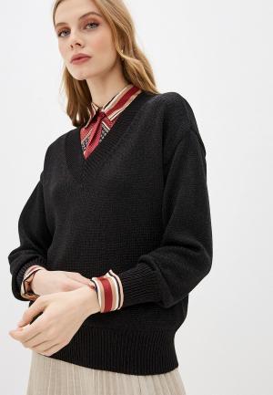 Пуловер DKNY. Цвет: черный