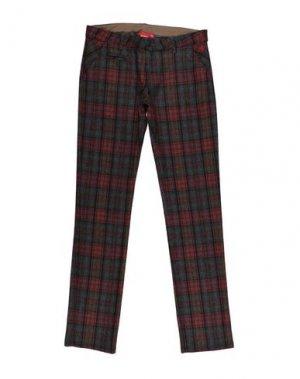 Повседневные брюки FERRARI. Цвет: серый