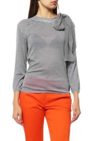 Блуза Dior. Цвет: серый
