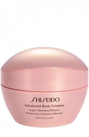Антицеллюлитный гель-крем для похудения Shiseido. Цвет: бесцветный