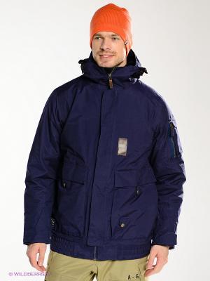 Куртка Analog. Цвет: темно-синий