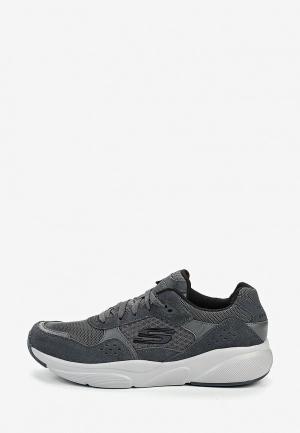 Кроссовки Skechers MERIDIAN. Цвет: серый