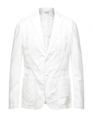 Пиджак YOON. Цвет: белый