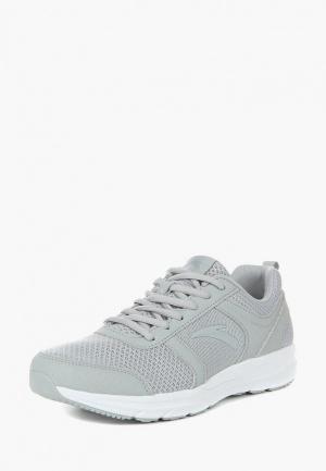 Кроссовки Anta Running Shoes. Цвет: серый