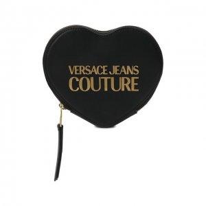 Сумка Versace Jeans Couture. Цвет: чёрный