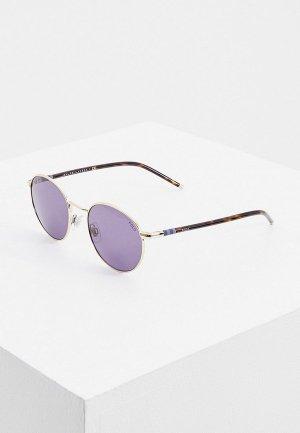 Очки солнцезащитные Polo Ralph Lauren PH3133 91161A. Цвет: золотой