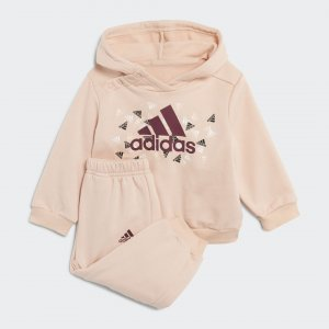 Спортивный костюм Badge of Sport Graphic Sportswear adidas. Цвет: none