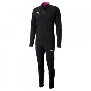 Спортивный костюм ftblPLAY Mens Tracksuit PUMA. Цвет: черный