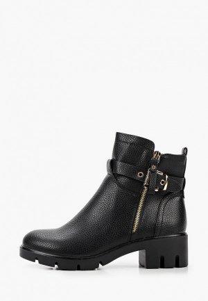 Ботинки Instreet полнота D (4). Цвет: черный
